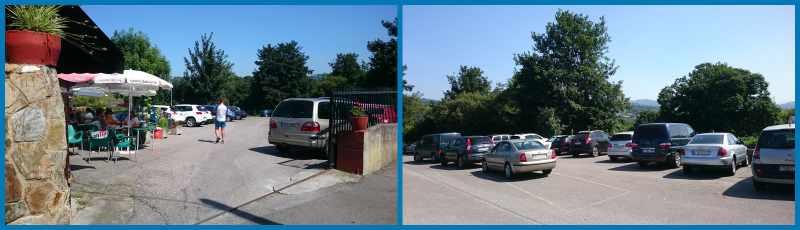 En la parrilla Monteviejo hay aparcamiento gratuito